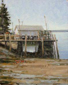 Carol Jenkins, Low Tide