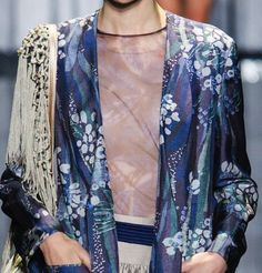 PATTERNS, PRINTS, TEXTURES AND SURFACES INTO S/S 2017 FASHION COLLECTIONS / MILANO 8