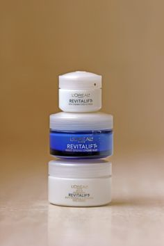 Review of L'Oreal's RevitaLift™ line of anti-wrinkle + firming products