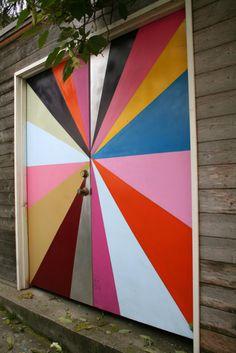 awesome garage door