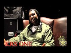 The Archivest Exclusively Interviews The Teacha KRS ONE - YouTube