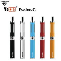 Selling out fast! Origina Yocan Evolve C special version 2 in 1 vapor kit wax and CBD oil atomizer Vaporizer 5 Colors Electronic cigarette vape http://vapezone247.myshopify.com/products/origina-yocan-evolve-c-special-version-2-in-1-vapor-kit-wax-and-cbd-oil-atomizer-vaporizer-5-colors-electronic-cigarette-vape?utm_campaign=crowdfire&utm_content=crowdfire&utm_medium=social&utm_source=pinterest