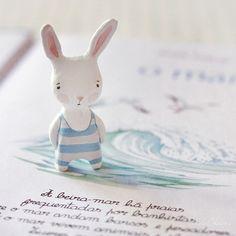 little cute bunny