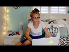 Jenna's After School Routine - YouTube