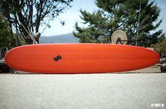 Zamora 9'10 Nuuhiwa inspired log. Looks tasty!