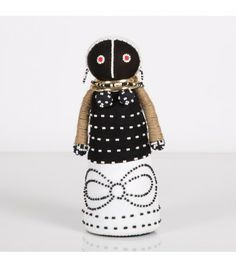 african engagement doll