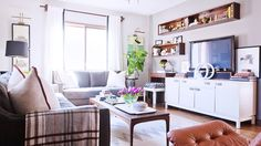 Home Tour: A Stylish, DIY-Filled Family Home