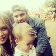 Hilary Duff & Mike Comrie Estranged For One Year, But Son Luca Remains Center Of Relationship