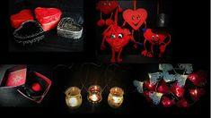 Pomysły plastyczne dla każdego, DiY - Joanna Wajdenfeld: 5 pomysłów na ozdoby i prezenty Walentynkowe