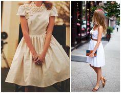 Grosgrain: White Dress Season