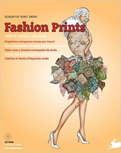Fashion Prints: How to Design and Draw: E. Drudi: 9789054961406: Amazon.com: Books