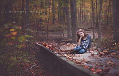 kid pose and style, location, bridge, beautifulness