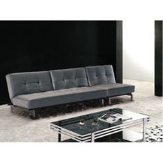 @Overstock - Comfortable and stylish, this versatile sofa bed features a unique floating design and double piped stitching. Stylish overlaid stuffed cushioning and multiple color options highlight this sectional sofa bed.http://www.overstock.com/Home-Garden/Canescent-Modern-Contemporary-Sectional-Sofabed/4354530/product.html?CID=214117 $814.99