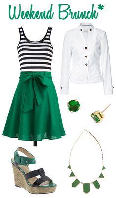 #St.PatricksDay Style.