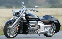 The Honda Valkyrie is a motorcycle that was manufactured by Honda , from model years 1997 to 2003. It was designated GL1500C in the US...
