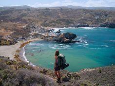 Little Harbor, Catalina Island, California