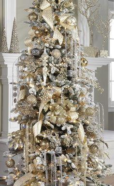 RAZ FORMAL AFFAIR CHRISTMAS TREE