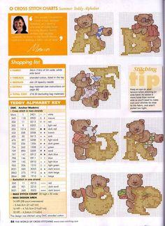 Bears ABCs 1/3