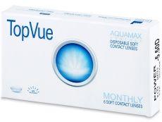 Kontaktní čočky TopVue - TopVue Monthly (6čoček)