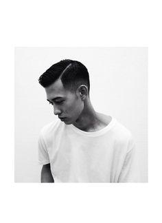 Asian horny barbershop