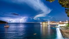 King's Landing Thunderstorm Photo by Ivan Ivankovic -- National Geographic Your Shot