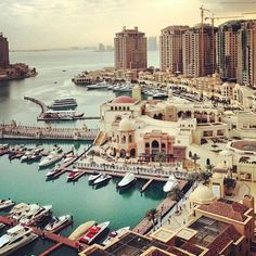 Doha, Qatar yacht club -  Luxury lifestyle in Asia and Middle East - http://richieast.com/