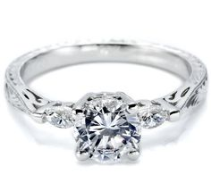 Tacori Engagement Rings, Diamond Engagement Rings....BEAUTIFUL
