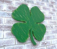 Irish Shamrock, Lucky shamrock, Irish Wedding guest book, St. Patrick's Day wedding, St Patrick's day decor, bar pub sign