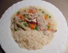 Hühnerfrikassee, ein schmackhaftes Rezept aus der Kategorie Geflügel. Bewertungen: 293. Durchschnitt: Ø 4,5.