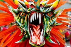 Diablico Sucio en Fiestas de San Juan, Chitré