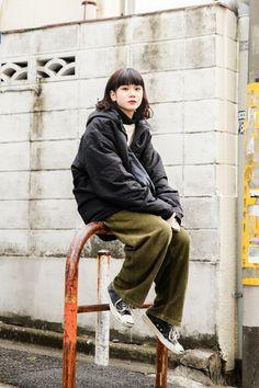 Japanese Street Fashion, Tokyo Fashion, Harajuku Fashion, Korean Fashion, Harajuku Style, Chinese Fashion, Mode Outfits, Fashion Outfits, Fashion Men