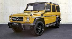 Mercedes-AMG G63 Becomes Punchier With G-Power's Upgrades AMG G-Power Mercedes Mercedes AMG Mercedes G-Class Tuning