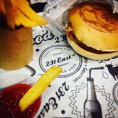 Resto' #231east #burger #restaurant #Rouen