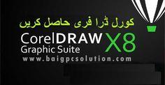 Download – Corel DRAW Graphics Suite X8 Full Version