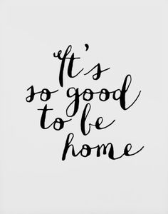 Home is where the heart is //. I can't even imagine how AMAZING it will feel to…