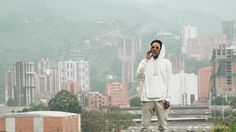Rapper Wiz Khalifa made headlines when paying tribute to Colombian drug Pablo Escobar. (Photo via Instagram / @wizkhalifa)