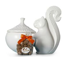Jonathan Adler Squirrel. Lift The Chestnutu0027s Lid And Fill With Any Treatu0027s  Your Squirrelly Heart Nice Look