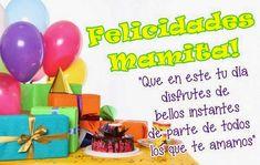 Imágenes con Mensajes de Cumpleaños para Mamá - ツ Imagenes y Tarjetas para Felicitar en Cumpleaños ツ