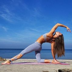 Yoga is a sort of exercise. Yoga assists one with controlling various aspects of the body and mind. Yoga helps you to take control of your Central Nervous System Yoga Fitness, Sport Fitness, Workout Fitness, Fitness Life, Physical Fitness, Fitness Models, Health Fitness, Yoga Inspiration, Bikini Inspiration