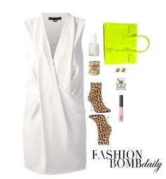 2 Summer 2014 Style Inspiration 5 Outfits for End of Summer White Parties and Labor Day Weekend alexander wang dress tom ford booties