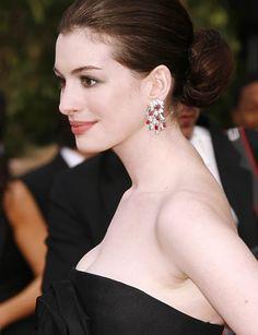 Anne Hathaway @ the Oscars