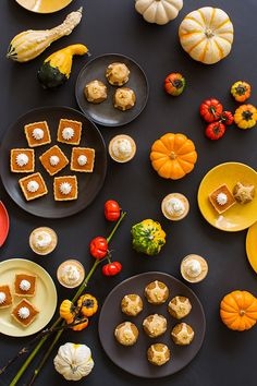 Halloween party pumpkin treats. #appetizers #food #party #pumpkin