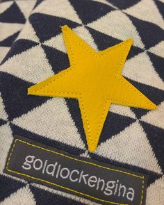 goldlockengina: Dreiecktuch vom Nähcamp