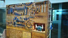 Nice toolboard!