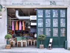 Nurse your hangover during a breakfast at Bill's. | 51 Things You Simply Must Do In Brighton