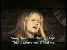Eva Cassidy - Somewhere Over The Rainbow - with lyrics