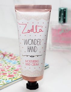 Zoella Wonder Hand cream