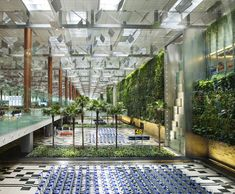 Singapore Changi Airport   | # 1 on  The World's Best Airports 2014 list