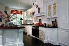 Proud to be a part of this great kitchen. our model cusin in brass