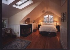 Attic bedroom on imgfave